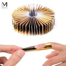 Ladymisty 100 шт французские кончики для наращивания ногтей, инструменты для наращивания ногтей, гелевые наклейки для наращивания ногтей, акриловые кончики для лака для ногтей