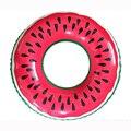 60 cm-120 cm Dount Tubo de Natação Float Jangada Inflável Gigante Piscina Float Swim Anel Piscina de Água de Verão Brinquedos para Adultos e Crianças