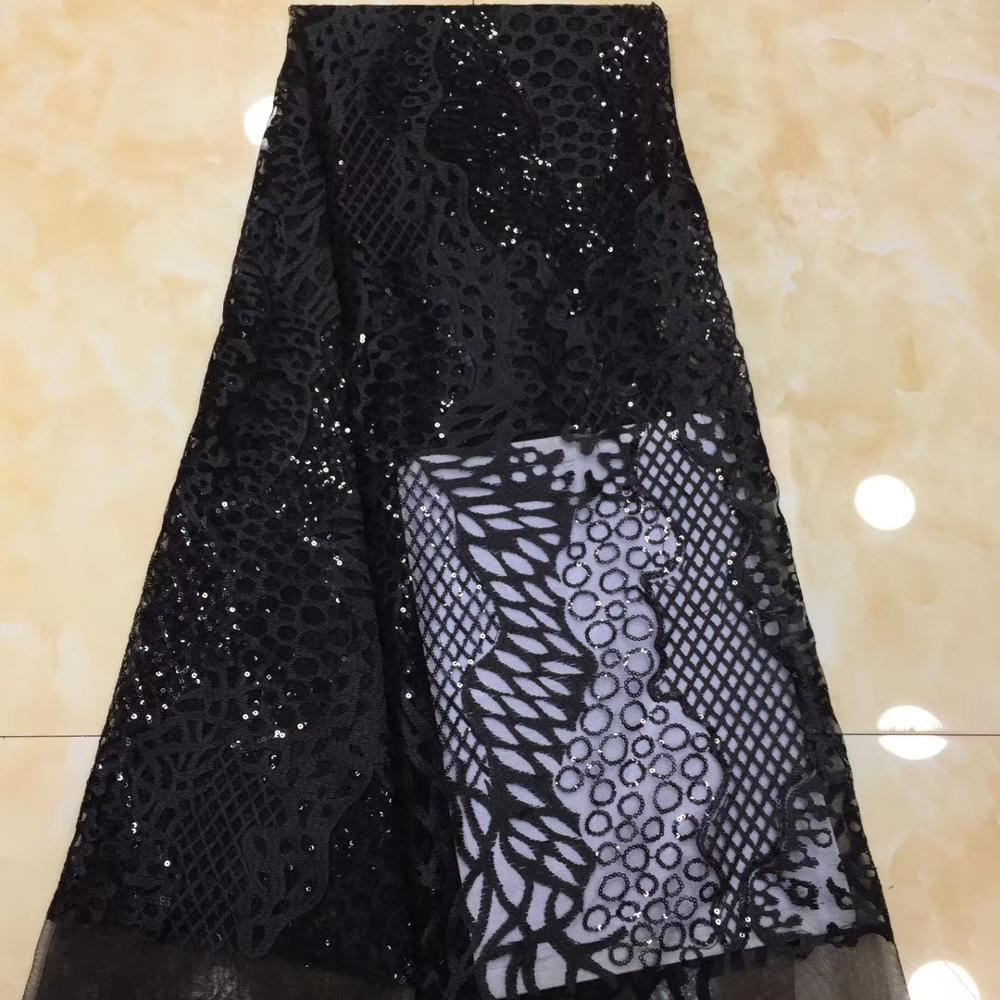 African Lace Fabric 2019 Embroidered Nigerian Laces Fabric Bridal High Quality French Tulle Lace Fabric For Women  XZXMAY201African Lace Fabric 2019 Embroidered Nigerian Laces Fabric Bridal High Quality French Tulle Lace Fabric For Women  XZXMAY201