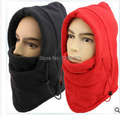 2015 Time-limited Sale Solid Gorro Mask Hats For Outdoor Exposure Hat Winter Warm Knitted Crochet Slouch Baggy Beret Beanie Cap