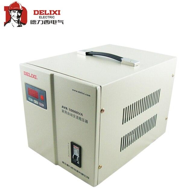 New Delixi voltage stabilizer AVR 10KVA 10KW 10000W automatic ...