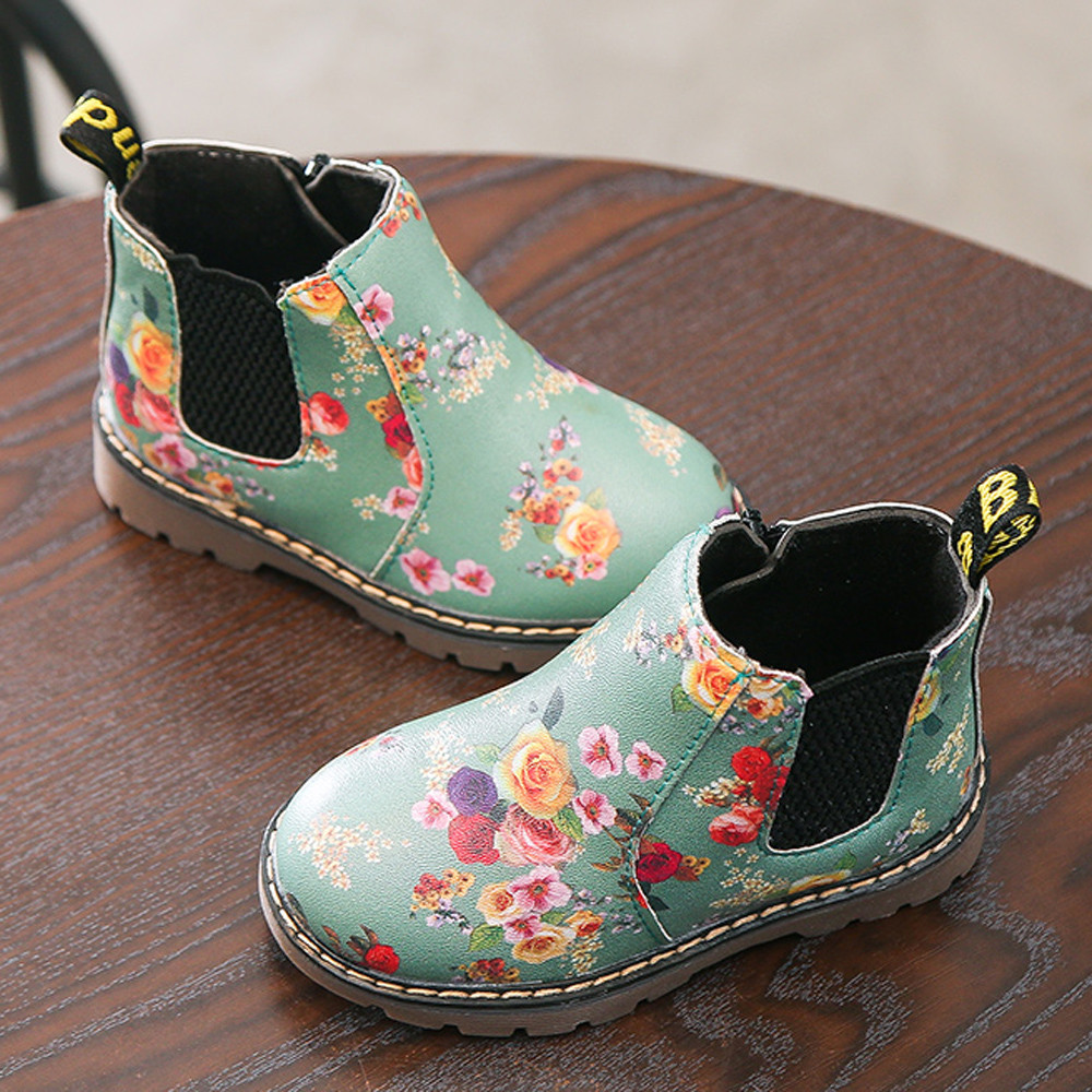 Kids Shoes Sneaker Snow-Boots Martin Girls Baby Waterproof Boys Fashion