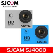 """Original SJCAM 2.0"""" SJ4000 Basic Action Camera Waterproof 1080P Helmet Camera HD Sport DV Firmware V1.5 Sports Camera"""