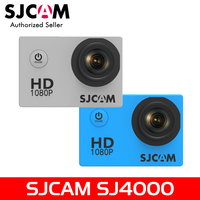 Original SJCAM 2.0 SJ4000 Basic Action Camera Waterproof 1080P Helmet Camera HD Sport DV Firmware V1.5 Sports Camera