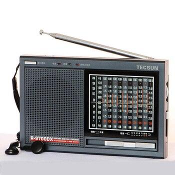 Радиоприемник TECSUN R-9700DX, FM/SW/MW 3