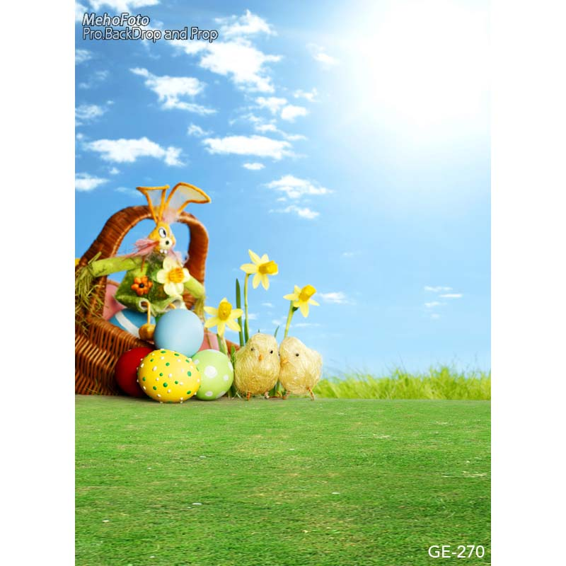 Aliexpress.com : Buy Custom spring Easter vinyl cloth ...