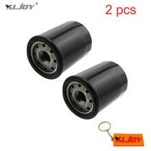 2x Filtro Olio Per Polaris 2540086 2540122 Sportsman 570 600 700 800 900 Ace POLARIS Ranger RZR XP 4 TURBO EPS 925
