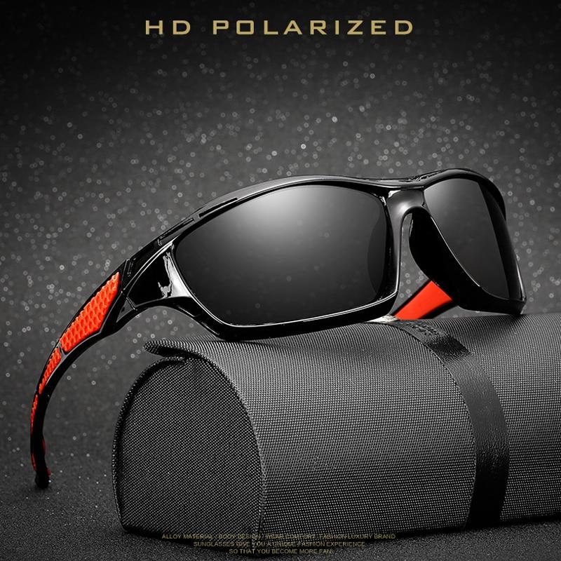 MAOLEN Polarized Sunglasses Mens