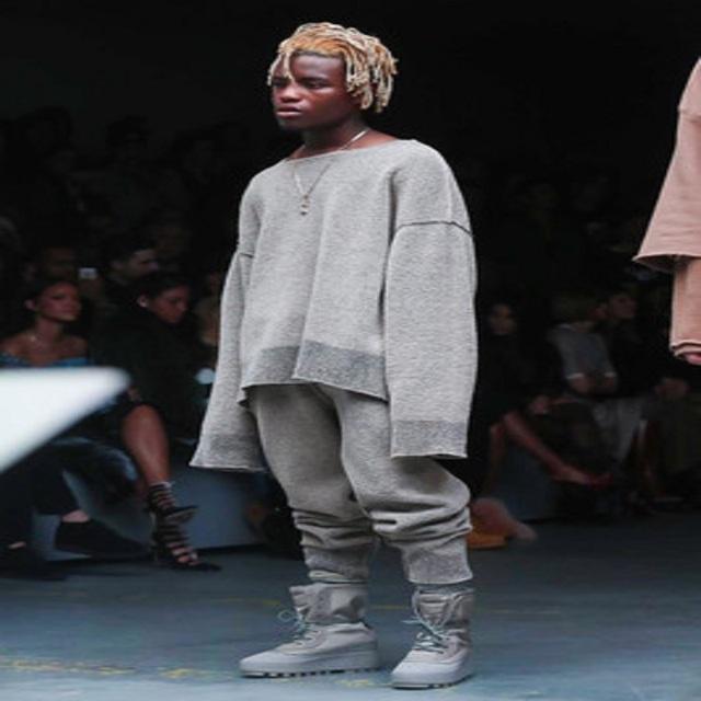 Primavera 2016 big and tall ropa tire de suéter de gran tamaño suéteres jumper hip hop Justin Bieber