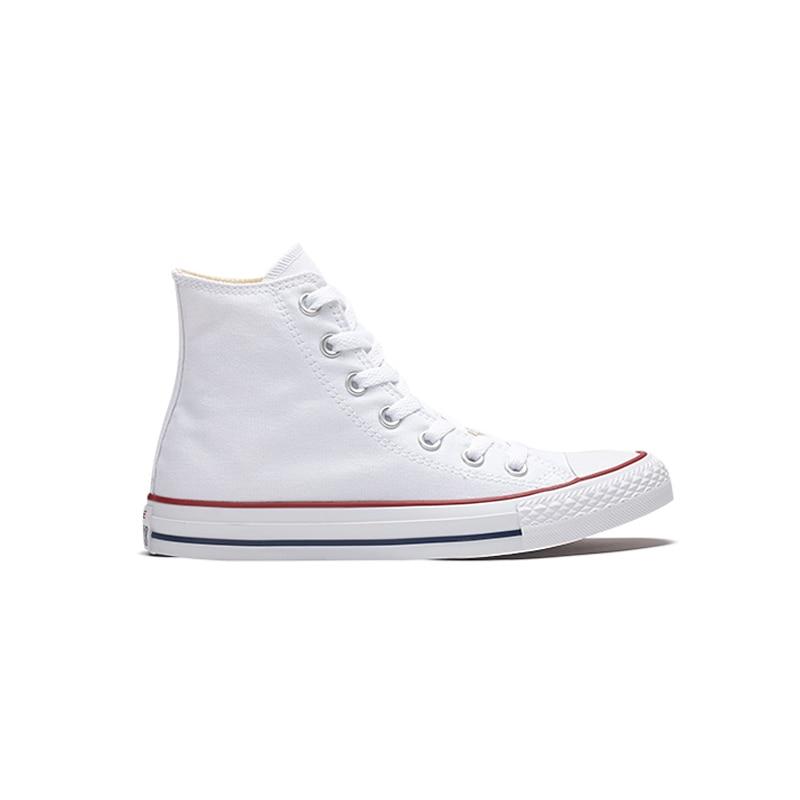 a493c9d5b inexpensive aliexpress comprar genuino negro blanco converse all star  sneaker unisex high top skateboarding zapatos mujeres