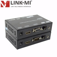 LINK MI LM EP25 аудио видео HDMI удлинитель 120 м по одной Cat5e/6 UTP IP TCP с ИК, ethernet, DIP переключатель до 1080p @ 60 Гц