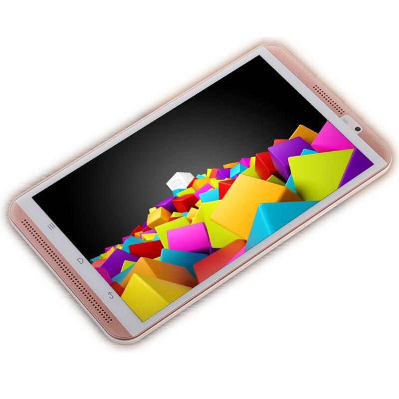 bilder für 2017 Android 6.0 GPS Tablet 8 zoll Tablet Octa-core 4G FDD LTE Anruf 4 GB RAM 64 GB ROM Dual SIM 8.0MP Wifi Bluetooth + Geschenke