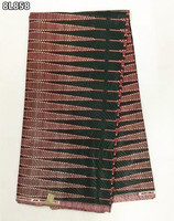 Atacado! classics ankara tecido africano estampas de cera reais tecido ancara cera java africano tecido estampado para o vestuário 8L858