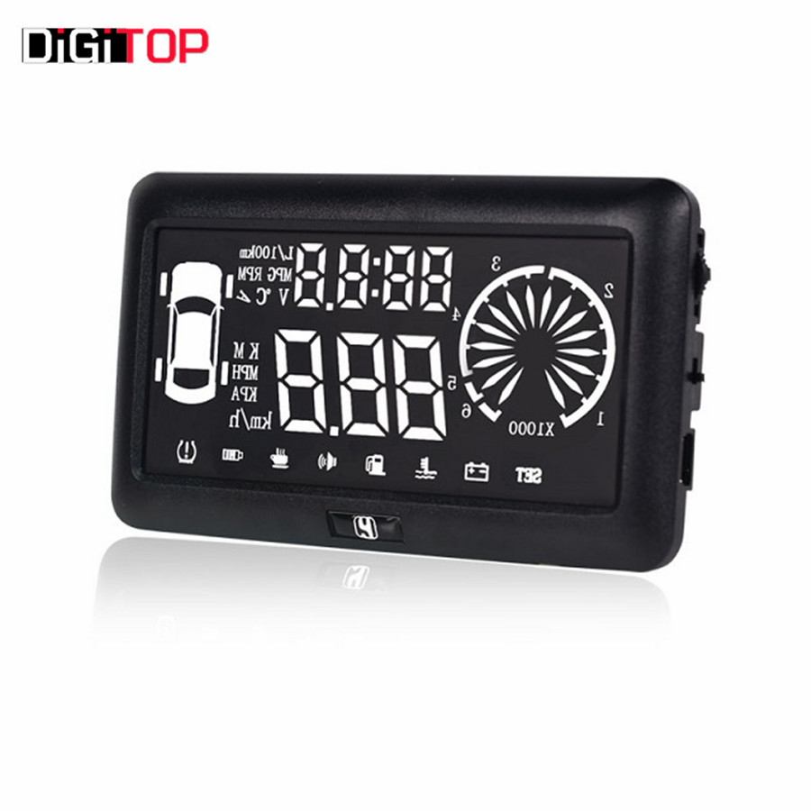 ФОТО New Arrival i3 Car Hud Head Up Display System
