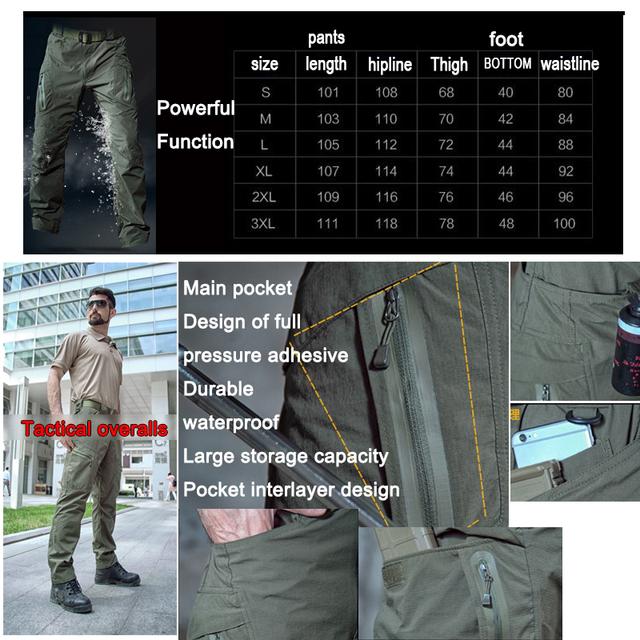Ben Outdoors Unisex WaterProof Pants