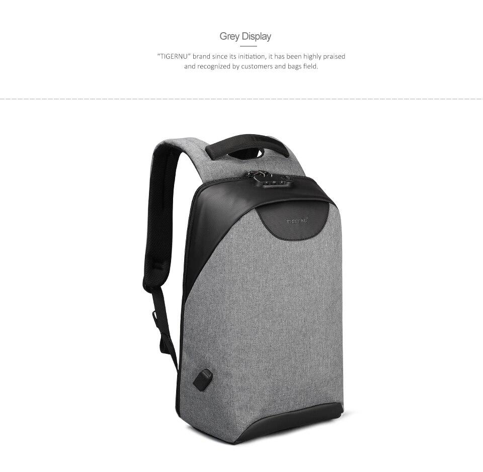 19_Backpacks For Teenager School bag