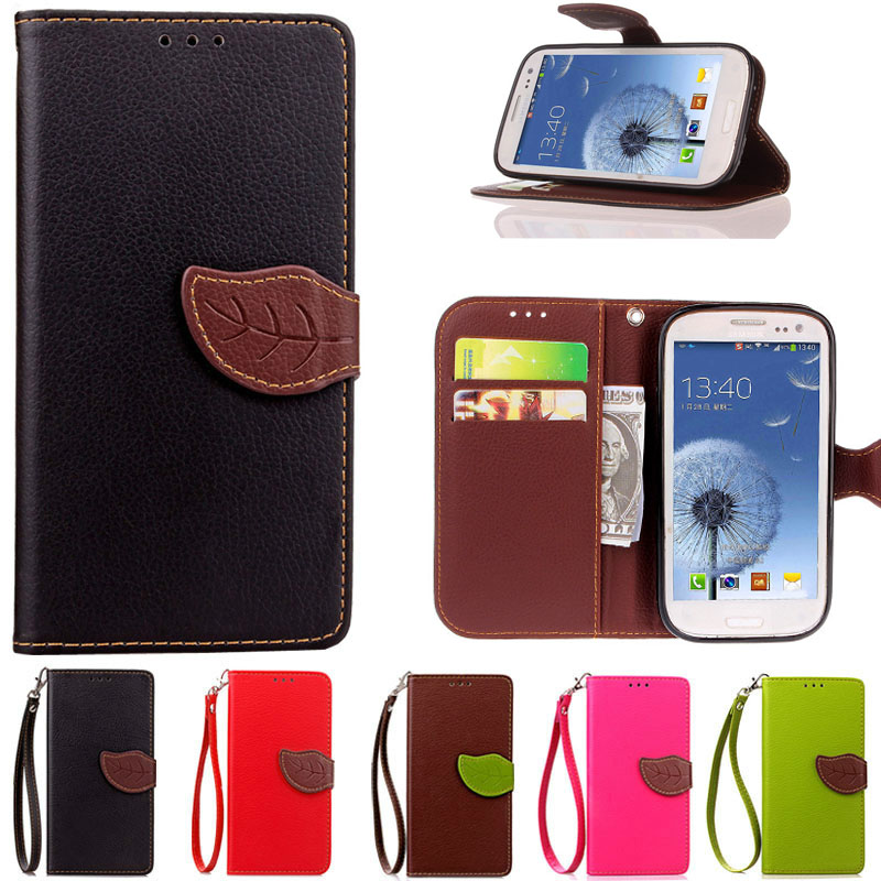 Чехол для Samsung Galaxy <font><b>S3</b></font> крышка Роскошный кошелек Flip сотовый сумка-чехол для Samsung <font><b>S3</b></font> i9300 <font><b>Neo</b></font> i9301 Duos i9300i кошелек, Чехол Для Телефона