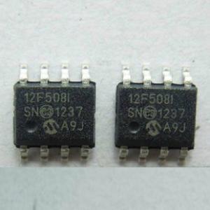 새로운 진짜 PIC12F508-I / SN 12F508-I / SN SOP8 8 마이크로 컨트롤러