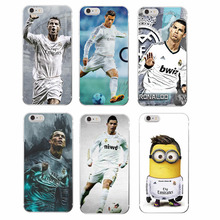 Madrid Cristiano Ronaldo CR7 Phone Case For iPhone 7Plus 7 6 6S 5 5S SE 5C 4 4S