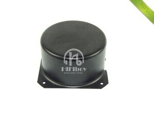 Image 5 - HIFivv الصوت حلقية محول التعميم تغطية الخارجية حجم هو 120*67 ملليمتر أسود المعادن المعادن درع غطاء
