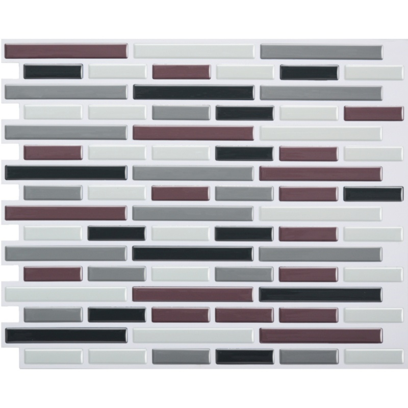Aliexpress.com : Buy Mosaic Tile Wall Decal Sticker Self