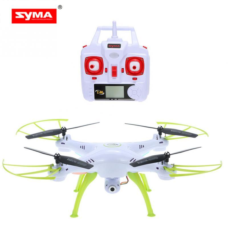 SYMA X5HC Drone WIFI FPV 2.0MP HD Camera Helicopter 2.4G 4CH 6 Axis RC Quadcopter le chic часы le chic cl1727s коллекция les sentiments