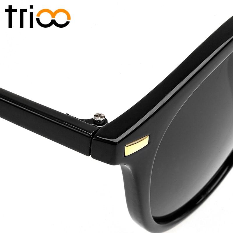 TRIOO მცირე მრგვალი სათვალე - ტანსაცმლის აქსესუარები - ფოტო 4
