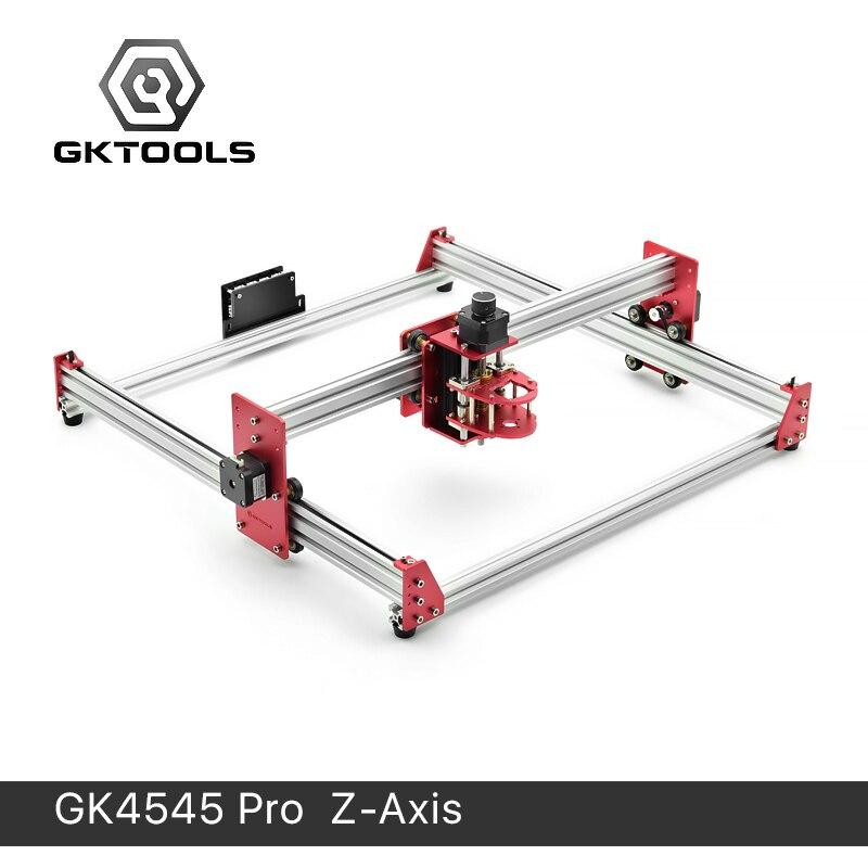 GKTOOLS GK4545Pro With Z Axis DIY Mini CNC Laser Engraver