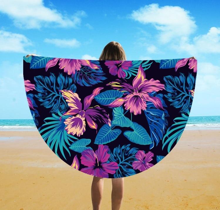 New Beach Yoga Mat Trade Hot Style Sunscreen Shawl Beach Towel St06-123