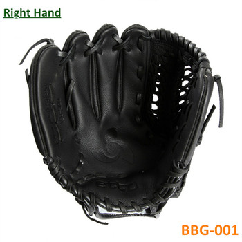 New Top Quality Leather Material Male Professional Baseball Game Gloves Right Hand Player 11.5 12.75