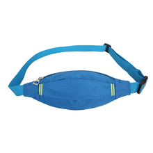 Women's Outdoor Small Sport Running Waist Bag Gym Storage Pouch for Music with Headset for iPhone 7 Plus 10 Colors