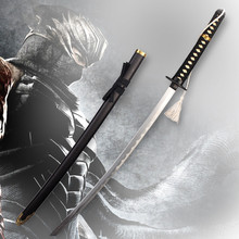 ninja gaiden katana vintage home decor anime sword