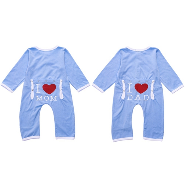 e842f02c3 2018 New Spring Autumn Baby Clothes Jumpsuit Baby Boy Girl Clothes ...