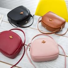 WKKGO New Women Evening Purse Satchel Bag Fashion Flap Pack Bee Sequined Handbags Candy Color Shoulder Messenger Crossbody Bags