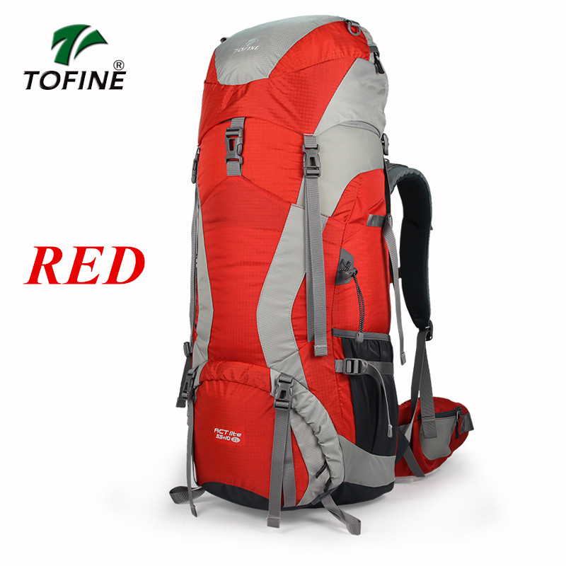TOFINE Women Men Waterproof Sport Bag Outdoor Camping Backpack mountaineering rucksack Climbing Travel Bags Backpack outdoor sport bag local lion 35l waterproof rucksack bags women space bag climbing men travel camouflage laptop backpack mochila