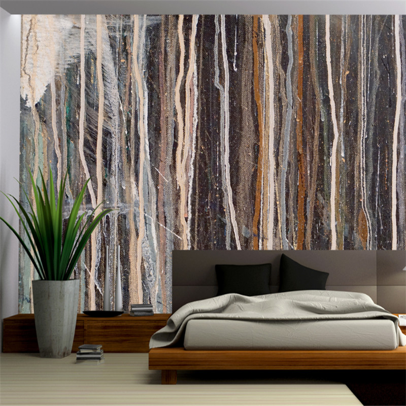 custom modern 3d photo non-woven wallpaper wall 3d mural wallpaper 3d abstract texture oil painting background wall home decor custom 3d mural wallpaper street art graffiti cartoon hand painted brick wall background decor wall painting non woven wallpaper