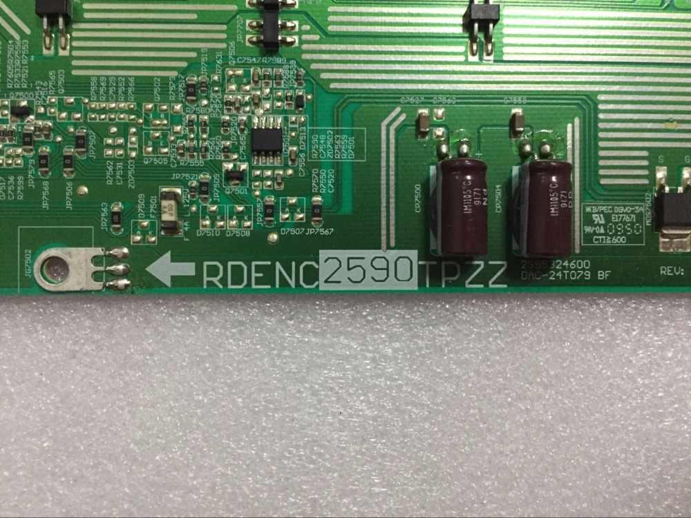 Хорошее качество LCD-32L100A RDENC2590TPZZ 2995324600 DAC-24T079 пятно