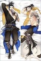 Overwatch Anime japonês Que Abraça O Corpo Fronha Pet Fronhas Capa Almofadas Decorativas 50*150 2Way|hugging body pillow|body pillow case|pillow case -