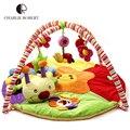 Juguete educativo del bebé Baby Play Mat juego Tapete 0-1 años Tapete Infantil estera de arrastre reproducción de música de gimnasio alfombra manta HK869