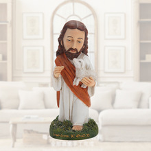 Jesus Christ crafts ornaments resin figure statue