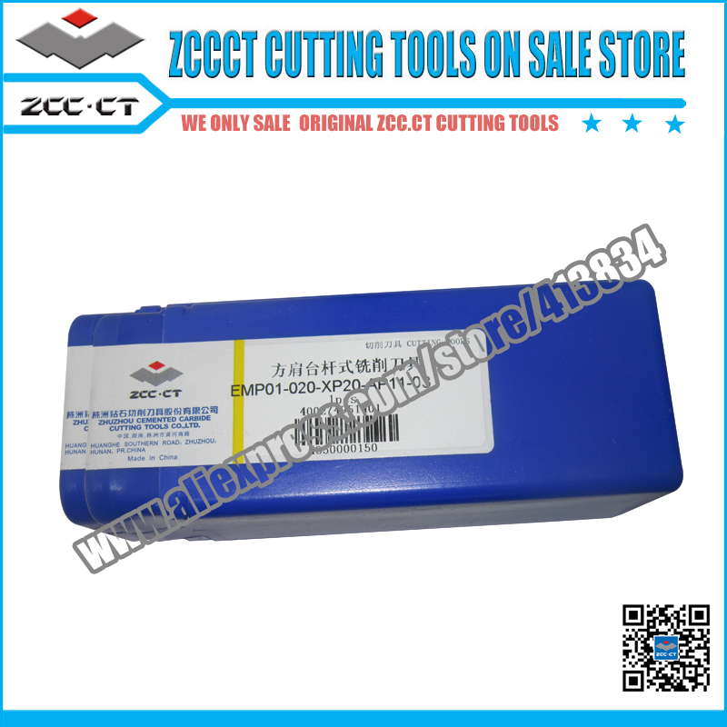 1pc EMP01 020 XP20 AP11 03 3 teeth tools ZCC CT cutting tool support tool holder