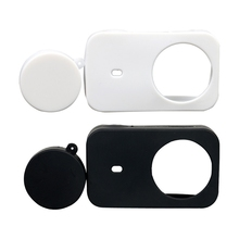 Ốp Silicon Mềm Mại Ốp Lưng Nắp Bảo Vệ Lens Cap Dành Cho Xiaomi Mijia Camera 4K