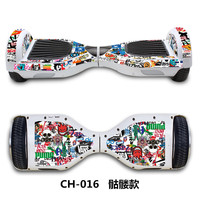 6 5 Inch Electric Scooter Sticker Hoverboard Self Balancing Scooter Case Cover For 6 5 Inch