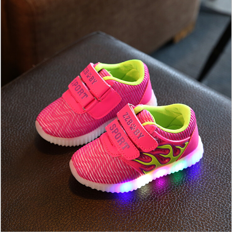 New-Boys-Shoes-Children-Shoes-With-Light-Led-Kids-Shoes-Luminous-Glowing-Sneakers-Baby-Toddler-Boys-Girls-Shoes-LED-1