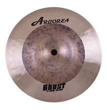ARBOREA cymbals Ghost series  8″ Splash cymbal B20 cymbal for sale