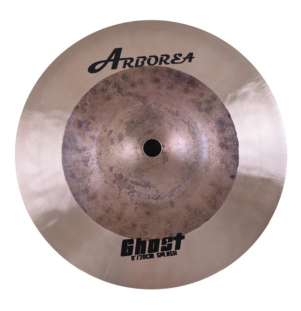 ARBOREA cymbals Ghost series  8