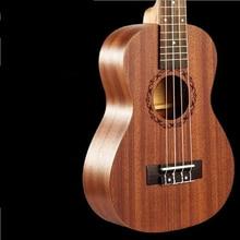21 inch Ukulele Four String Hawaiian Guitar Ukelele Acoustic guitar Rosewood Fingerboard Stringed Instruments soprano ukulele 21