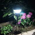 Solar  lamp outdoor waterproof LED garden lamp energy conservation and environment protection