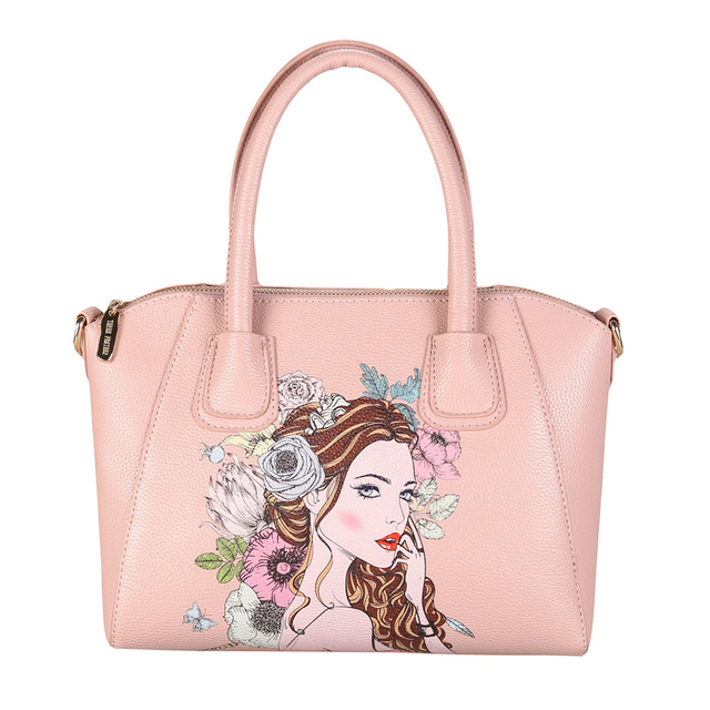 4e8a3b9f5c7 2017 NIEUWE dames gedrukt schelpen handtas 3 kleuren populaire handtassen  mode trend handtassen