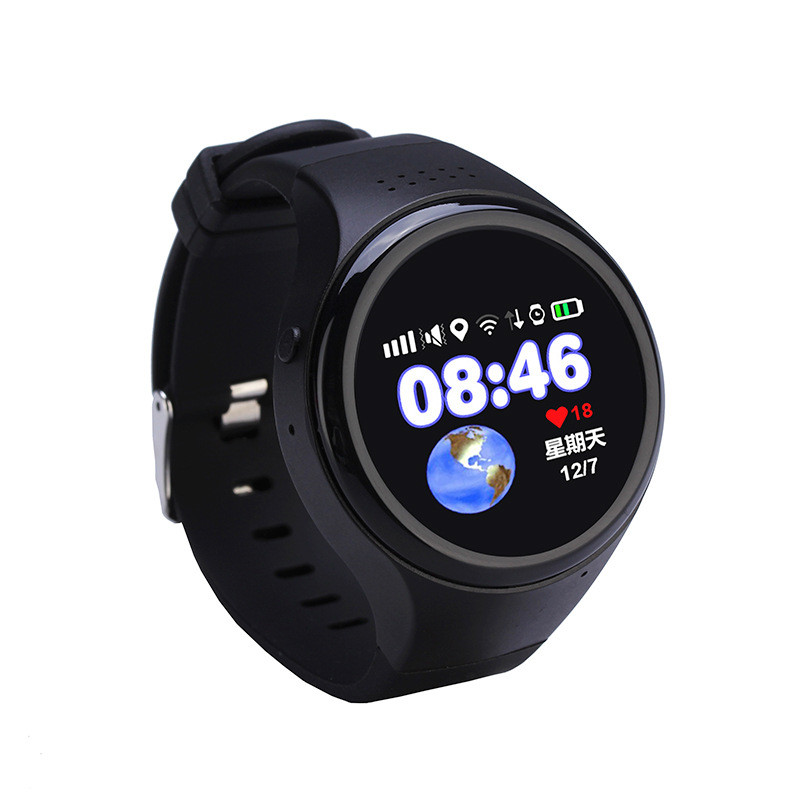 YourTribe Kids Touch Screen Smart Watch GPS WIFI LBS AGPS Tracking Children Old man SmartWatch SOS Baby Watch Anti Lost Monitor